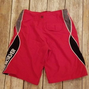 Quiksilver Boy's Swim Trunks Small 8 / 10